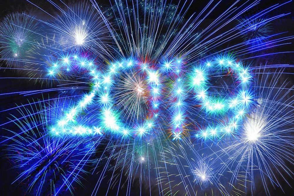 VR 11-01 | Nieuwjaarsborrel