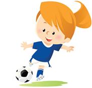 Kom voetballen bij de meiden van ODV!